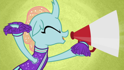 Size: 1920x1080 | Tagged: safe, screencap, ocellus, 2 4 6 greaaat, cute, megaphone, solo