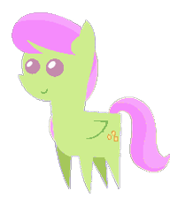 Size: 203x264 | Tagged: artist needed, safe, merry may, pegasus, pony, happy, pointy ponies, simple background, solo, transparent background