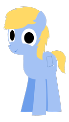 Size: 810x1440 | Tagged: safe, artist:nltlf, oc, pony, 2020 community collab, derpibooru community collaboration, lineless, looking at you, simple background, solo, transparent background, vector