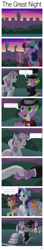Size: 1358x7639 | Tagged: safe, artist:thebenalpha, apple bloom, rarity, scootaloo, spike, sweetie belle, twilight sparkle, a canterlot wedding, blushing, canterlot gardens, clothes, comic, dancing, dress, female, flower filly, flower girl, flower girl dress, hat, love is in bloom, male, marriage, shipping, spikebelle, straight, top hat, tuxedo, wedding, wedding dress