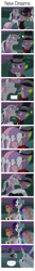 Size: 1358x10382 | Tagged: safe, artist:thebenalpha, apple bloom, rarity, scootaloo, spike, sweetie belle, a canterlot wedding, blushing, canterlot gardens, clothes, comic, dancing, dress, female, flower filly, flower girl, flower girl dress, hat, kissing, male, marriage, shipping, spikebelle, straight, top hat, tuxedo, wedding, wedding dress