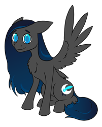 Size: 1017x1266 | Tagged: safe, artist:irredeemably_soft, derpibooru exclusive, unnamed oc, pegasus, 2020 community collab, derpibooru community collaboration, male, simple background, solo, transparent background