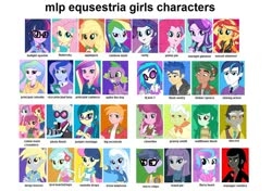 Size: 1136x800 | Tagged: safe, apple bloom, applejack, big macintosh, bon bon, cheerilee, derpy hooves, discord, dj pon-3, flash sentry, fluttershy, granny smith, juniper montage, lyra heartstrings, maud pie, microchips, pinkie pie, princess cadance, princess celestia, princess flurry heart, princess luna, rainbow dash, rarity, sci-twi, scootaloo, shining armor, spike, starlight glimmer, sunset shimmer, sweetie belle, sweetie drops, timber spruce, trixie, twilight sparkle, vinyl scratch, equestria girls, cutie mark crusaders, equestria girls-ified, humane five, humane seven, humane six, photo, sombra empire