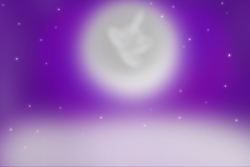 Size: 7500x5000 | Tagged: safe, artist:graphictoxin, absurd resolution, cloud, fog, full moon, moon, night, nightmare moon moon, no pony, sky, stars, wallpaper