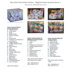 Size: 782x765 | Tagged: safe, twilight sparkle, alicorn, pony, my little pony: pony life, blind bag, merchandise, reveal the magic, toy, twilight sparkle (alicorn)