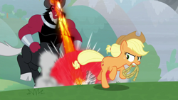 Size: 1920x1080 | Tagged: safe, screencap, applejack, lord tirek, the ending of the end