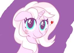 Size: 750x544 | Tagged: safe, artist:marshmallowfluff, oc, oc only, oc:marshmallow fluff, unicorn, sketch