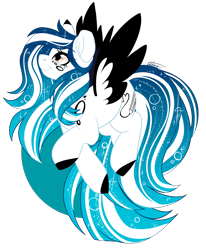 Size: 2480x3007   Tagged: safe, artist:inspiredpixels, oc, oc only, oc:marie pixel, pegasus, pony, female, mare, simple background, solo, transparent background, two toned wings, wings