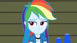 Size: 1920x1080   Tagged: safe, screencap, rainbow dash, equestria girls, rainbow rocks, solo