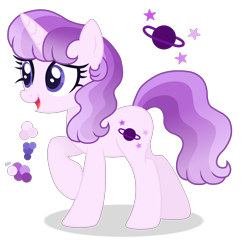 Size: 2500x2400 | Tagged: safe, artist:magicuniclaws, oc, pony, unicorn, female, magical lesbian spawn, mare, offspring, parent:princess celestia, parent:starlight glimmer, parents:starlestia, simple background, solo, transparent background