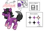 Size: 1102x746   Tagged: safe, artist:luc1g07ch1, oc, oc only, oc:luci splash, pony, unicorn, horn, markings, ms paint, ponysona, reference sheet, unicorn oc
