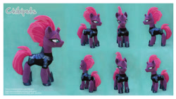 Size: 4592x2569 | Tagged: safe, artist:chibi-pets, tempest shadow, pony, irl, photo, plushie, solo