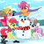 Size: 3000x3000 | Tagged: safe, artist:theretroart88, apple bloom, scootaloo, sweetie belle, earth pony, pegasus, pony, unicorn, adorabloom, clothes, cute, cutealoo, cutie mark crusaders, diasweetes, female, filly, high res, scarf, snow, winter