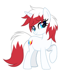Size: 1500x1500   Tagged: artist needed, safe, oc, oc only, pony, unicorn, 2021 community collab, derpibooru community collaboration, female, looking at you, mare, original character do not steal, simple background, solo, transparent background
