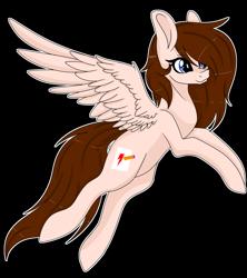Size: 5728x6446 | Tagged: safe, artist:kireiinaa, oc, oc:breanna, pegasus, pony, absurd resolution, female, mare, simple background, solo, transparent background