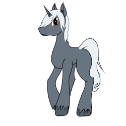 Size: 1500x1500   Tagged: safe, oc, oc only, unicorn, 2021 community collab, derpibooru community collaboration, simple background, solo, transparent background