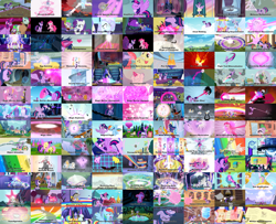 Size: 6462x5239 | Tagged: safe, edit, edited screencap, screencap, adagio dazzle, amethyst star, apple bloom, applejack, aria blaze, arpeggio, berry punch, berryshine, blues, cherry berry, coloratura, cotton mint, cozy glow, discord, dj pon-3, flash magnus, fluttershy, gallus, junebug, king sombra, lemon hearts, lord tirek, lyra heartstrings, meadow song, meadowbrook, mint julep, mistmane, moondancer, neon lights, night light, nightmare moon, noteworthy, ocellus, on stage, parasol, pinkie pie, piña colada, princess cadance, princess celestia, princess flurry heart, princess luna, queen chrysalis, rainbow dash, rainbowshine, rarity, rising star, rockhoof, ruby pinch, sandbar, sassaflash, scootaloo, sea swirl, seabreeze, seafoam, silverstream, smolder, somnambula, sonata dusk, sparkler, spike, spring melody, sprinkle medley, star swirl the bearded, starlight glimmer, stygian, sunburst, sunset shimmer, sunshower raindrops, svengallop, sweetie belle, tropical sunrise, twilight sparkle, twilight velvet, twinkleshine, vinyl scratch, written script, yona, zecora, alicorn, bat pony, bird, breezie, bugbear, centaur, cerberus, changeling, chicken, chimera, draconequus, dragon, earth pony, parasprite, pegasus, pony, pukwudgie, siren, unicorn, yak, zebra, a canterlot wedding, a dog and pony show, a horse shoe-in, a royal problem, ail-icorn, amending fences, bats!, boast busters, castle mane-ia, celestial advice, equestria games (episode), equestria girls, equestria girls (movie), equestria girls series, every little thing she does, fame and misfortune, feeling pinkie keen, friendship is magic, horse play, inspiration manifestation, it ain't easy being breezies, it isn't the mane thing about you, it's about time, keep calm and flutter on, lesson zero, magic duel, magical mystery cure, my little pony: the movie, not asking for trouble, ponyville confidential, princess twilight sparkle (episode), rainbow rocks, school daze, school raze, season 1, season 2, season 3, season 4, seas