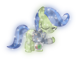 Size: 7010x5314   Tagged: safe, artist:lincolnbrewsterfan, derpibooru exclusive, oc, oc:scotch tape, crystal pony, earth pony, pony, fallout equestria, fallout equestria: project horizons, absurd resolution, alternate hairstyle, clothes, crystallized, fanfic art, female, filly, foal, looking at you, one eye closed, pipbuck, pipbuck 3000, screwdriver, simple background, smiling, transparent background, vault suit, wink, winking at you, wrench