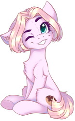 Size: 949x1535 | Tagged: safe, artist:falafeljake, oc, oc:lazzy butt, earth pony, pony, 2021 community collab, derpibooru community collaboration, redraw, simple background, solo, transparent background