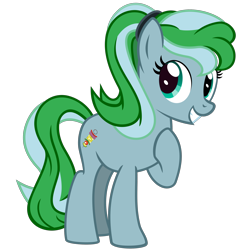 Size: 2500x2500   Tagged: safe, artist:the smiling pony, oc, oc only, unnamed oc, earth pony, pony, 2021 community collab, derpibooru community collaboration, .svg available, female, high res, mare, simple background, smiling, solo, svg, transparent background, vector