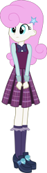 Size: 1216x4491 | Tagged: safe, artist:vicakukac200, twinkleshine, equestria girls, clothes, crystal prep academy uniform, equestria girls-ified, school uniform, simple background, transparent background