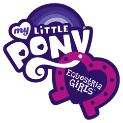 Size: 386x386 | Tagged: safe, artist:myrami, equestria girls, .svg available, equestria girls logo, horseshoes, logo, no pony, simple background, svg, transparent background, vector