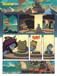 Size: 768x1024 | Tagged: safe, artist:tonyfleecs, idw, smarty pants, spoiler:comic, spoiler:comic87, preview
