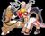 Size: 1280x1034 | Tagged: safe, artist:cloud-fly, oc, oc only, oc:fireblaze, dracony, dragon, hybrid, pony, unicorn, clothes, female, leash, male, simple background, stallion, transparent background