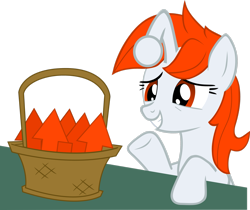 Size: 2671x2246 | Tagged: safe, artist:pinkiepi314, oc, oc only, oc:karma, pony, unicorn, female, high res, mare, ponified, reddit, simple background, solo, transparent background, upvote, vector