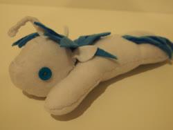 Size: 2828x2121 | Tagged: safe, artist:karlztheunicorn, oc, oc only, oc:discentia, pony, unicorn, beanie (plushie), button eyes, female, irl, mare, photo, plushie, reddit