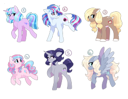 Size: 4500x3500 | Tagged: safe, artist:gigason, oc, oc only, earth pony, pegasus, pony, unicorn, female, high res, magical lesbian spawn, mare, offspring, parent:applejack, parent:bon bon, parent:derpy hooves, parent:doctor whooves, parent:fluttershy, parent:lyra heartstrings, parent:octavia melody, parent:pinkie pie, parent:rainbow dash, parent:rarity, parent:twilight sparkle, parent:vinyl scratch, parents:bonpie, parents:derpyshy, parents:raritavia, parents:twyra, parents:vinyldash, parnets:doctorjack, simple background, transparent background