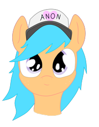 Size: 2333x3013 | Tagged: safe, artist:troopie, oc, oc only, oc:little league, earth pony, pony, baseball cap, bust, cap, clothes, female, filly, hat, simple background, smiling, solo, transparent background
