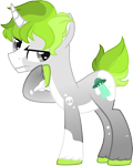 Size: 2000x2510 | Tagged: safe, artist:lambydwight, oc, oc only, earth pony, pony, simple background, solo, transparent background, vector