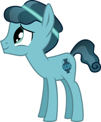 Size: 815x980 | Tagged: safe, crystal hoof, thorax, crystal pony, disguise, disguised changeling, simple background, solo, transparent background, vector