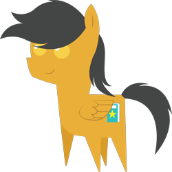 Size: 5864x5872 | Tagged: safe, artist:cosmiceclipsed, derpibooru exclusive, oc, oc only, oc:star side, oc:stardust(cosmiceclipse), pony, cutie mark, male, simple background, solo, stallion, transparent background, wings