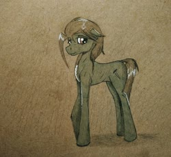 Size: 2348x2160 | Tagged: safe, artist:incrediblepanzer, screw loose, earth pony, solo
