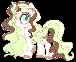 Size: 2772x2286 | Tagged: safe, artist:kurosawakuro, oc, alicorn, pony, alicorn oc, female, mare, raised hoof, simple background, solo, transparent background
