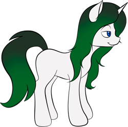 Size: 942x940 | Tagged: safe, artist:fire22, oc, oc only, oc:vex vixen, pony, unicorn, simple background, smiling, smirk, solo, transparent background