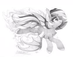Size: 3978x3120 | Tagged: safe, artist:share dast, oc, oc only, bat pony, pony, solo