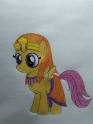 Size: 3120x4160 | Tagged: safe, artist:bsw421, scootaloo, pegasus, egyptian