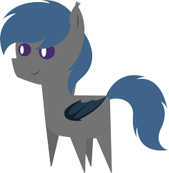 Size: 5738x5882 | Tagged: safe, artist:cosmiceclipsed, derpibooru exclusive, oc, oc only, oc:nocturne star, bat pony, pony, bat pony oc, bat wings, clothes, ear fluff, fangs, male, membranous wings, simple background, slit eyes, slit pupils, solo, stallion, transparent background, wings