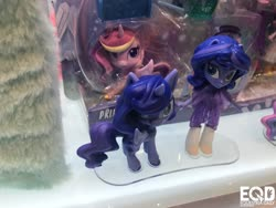 Size: 1600x1200 | Tagged: safe, princess cadance, princess celestia, princess luna, equestria daily, equestria girls, my little pony: pony life, nyc toy fair 2020, toy, vice principal luna