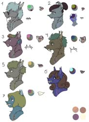Size: 1024x1400   Tagged: safe, artist:anelaponela, oc, bat pony, alternate universe, bat pony oc, cyrillic, headcanon, headcanon in the description, leader, russian, teeth, travelersverse