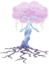 Size: 4000x5170 | Tagged: safe, artist:orin331, tree of harmony, dryad, simple background, solo, transparent background