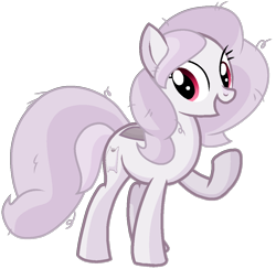 Size: 1072x1045 | Tagged: safe, artist:rainbow eevee, earth pony, pillow pony, pony, base used, battle for bfdi, battle for dream island, bfb, bfdi, cute, female, mare, messy mane, open mouth, pillow, pillow (bfb), pink eyes, ponified, simple background, solo, tired, transparent background