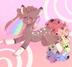Size: 1342x1233 | Tagged: safe, artist:akiiichaos, oc, oc:bee, earth pony, pony, female, mare, solo