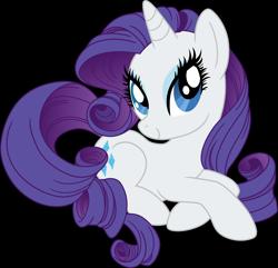 Size: 6222x6000   Tagged: safe, artist:pink1ejack, kotobukiya, rarity, pony, unicorn, absurd resolution, cute, eyeshadow, female, kotobukiya rarity, looking at you, makeup, mare, raribetes, simple background, smiling, solo, transparent background, vector