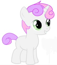 Size: 1080x1234 | Tagged: safe, sweetie belle, pony, unicorn, colt, gender swap potion, male, rule 63, silver bell