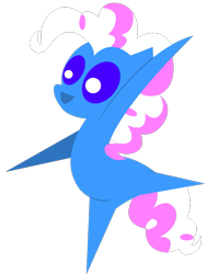 Size: 723x958 | Tagged: safe, artist:theironheart, oc, oc only, oc:kandy stripes, earth pony, pony, earth pony oc, female, mare, pointy ponies, recolor, simple background, solo, transparent background