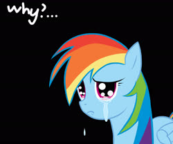 Size: 3000x2500 | Tagged: safe, artist:mricantdraw, rainbow dash, crying, solo